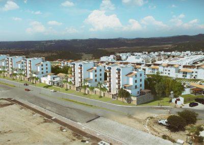 Las Condes Residencial, Querétaro